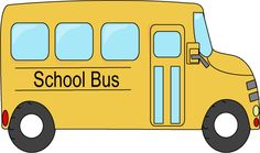 School Bus for Guided Drawing Lesson