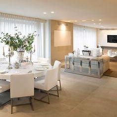 modern dining room by Elad Gonen & Zeev Beech