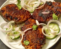 How to make Konkani Masala Pomfret. Step by step instructions to make Konkani Masala Pomfret . Goan Recipes, Veg Recipes, Seafood Recipes, Cooking Recipes, Indian Fish Recipes, Fried Fish Recipes, Ethnic Recipes, Masala Fish Recipes, Recipes