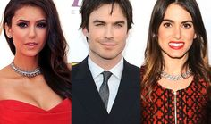 Ian Somerhalder: Ex of Nina Dobrev is in love with Nikki Reed | Knowledge Google