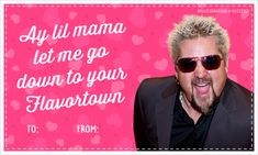 10 Guy Fieri Valentines Guaranteed To Get You Some Triple D Guy Fieri Meme, Funny Photos, Best Funny Pictures, Guy Feiri, Bobby Flay Recipes, Manic Pixie Dream Girl, Valentines Day Memes, Danny Devito, Quality Memes
