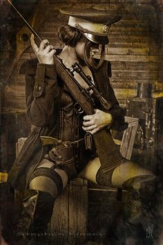 Steampunk/Gothic Ladies | Beauty | Fashion | Costume | Creativity | Couture |