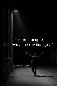 Him and I as well as the whole family. Always and that's okay, people who matter know and sometimes the guilt is a silent killer