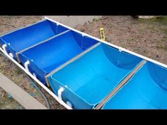 Dutch Bucket Hydroponics - How It Works & How to Make Your Own Buckets - YouTube