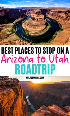 I packed up my car and finally made the trip to Utah! Checkout the best places to stop on your road trip from Arizona to Utah. Arizona Road Trip, Arizona Travel, Usa Travel Guide, Travel Usa, Travel Tips, Travel Articles, Travel Goals, Solo Travel, Us Road Trip