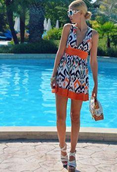 Elegantes vestidos cortos de fiesta de día moda verano 2013  http://vestidoparafiesta.com/elegantes-vestidos-cortos-de-fiesta-de-dia-moda-verano-2013/