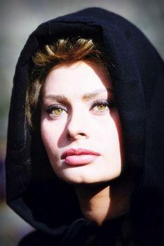 Софии Лорен в фильме 1961 года «Эль Сид»