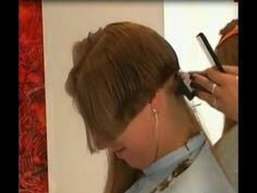 girl short haircutting ultimate