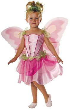 This is the Pink Butterfly Fairy Child Costume - Small at a cheap price. This costume which is 'Pink Butterfly Fairy Child Costume - Small Fairy Costume For Girl, Fairy Halloween Costumes, Halloween Outfits, Halloween Kids, Fairy Wings Costume, Pink Halloween, Halloween Clothes, Costume Halloween, Fancy Dress Costumes Kids
