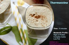 Certified Low-Carb Delicious Chocolate & Strawberry Shakes and Smoothies - SKINNY on LOW CARB