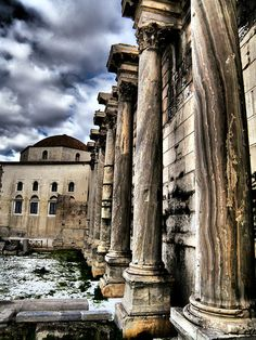 Monastiraki, Athens, Greece