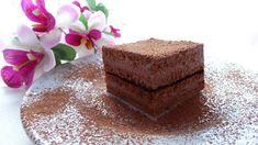 Czekoladowe ciasto na zimno