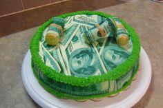 money cake | Show me the money! — Birthday Cakes