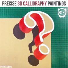 Fabulous Drawing On Creativity Ideas. Captivating Drawing On Creativity Ideas. 3d Drawings, Painting & Drawing, Drawing Drawing, Drawing Tips, Drawing Ideas, Calligraphy Art, Art Techniques, Diy Art, Amazing Art