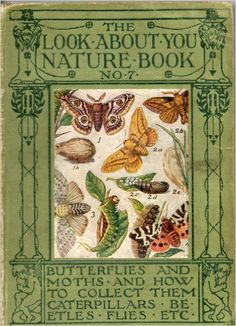 1908....THE LOOK ABOUT YOU NATURE BOOK No 7