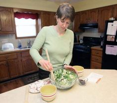 Quincy woman adds some art to her cooking - Herald-Whig -
