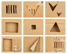 recycled art ideas projects | Reader Question Answered: Reusing Cardboard for Kid-Friendly Crafts