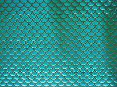 Weiteres - Faschings - Folie Fischschuppen klein - ein Designerstück von…