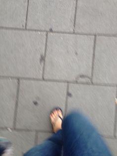 런던. 도착한 날. 첫 산책길