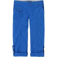 Weekend. Modelo: G815Y0213107IML. Pantalon con roll-up.