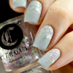 Copycat Claws: HPB Presents Glitter Toppers