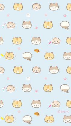 "Claims about Koronya ""Nha plum-chan came to play in Pan'nya's Koronya"" theme Cute Pastel Wallpaper, Soft Wallpaper, Kawaii Wallpaper, Grid Wallpaper, Sanrio Wallpaper, Emoji Drawings, Cute Drawings, Cute Wallpaper Backgrounds, Wallpaper Iphone Cute"