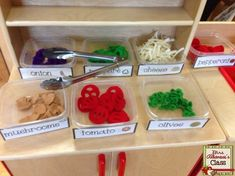 http://www.teacherspayteachers.com/Product/Pizzeria-Dramatic-Play-Center-1242368