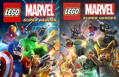#LEGO #Marvel Super Heroes