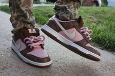 "Nike SB dunk low ""Stussy"""