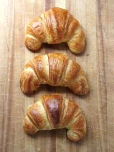 Home Made Croissants #Recipe