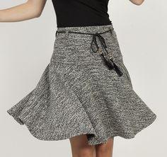Falda evasé jaspeada! Imprescindible en tu día a día. Falda: 17,99 http://www.goandstyle.com/collections/categoria-faldas/products/falda-jaspeada-evase