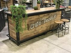 Items similar to Liquor Bar - Custom Made furniture - yr old Barn Wood - Industrial Iron on Etsy Old Barn Wood, Reclaimed Barn Wood, Liquor Bar, Home Brewery, Industrial Irons, Custom Made Furniture, Commercial Kitchen, Wood Grain, Crates