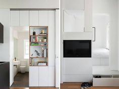 27 sq meters / architect Brad Swartz
