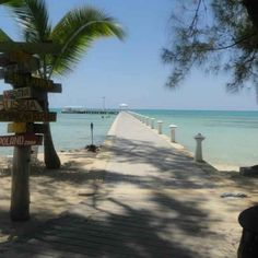 One of my favourite places in the world - Rum Point, Grand Cayman