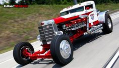 peterbilt diesel hot rod