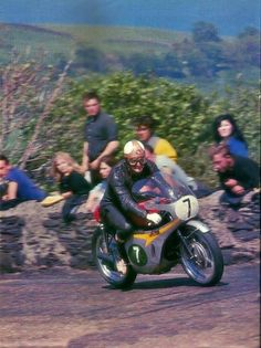 """Mike """"The Bike"""". Motorcycle Racers, Retro Motorcycle, Moto Bike, Racing Motorcycles, Vintage Motorcycles, Classic Motorcycle, Valentino Rossi, Grand Prix, Besties"""