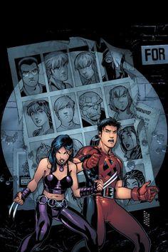 New X-Men #26 - Paco Medina