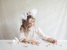 Vintage Easter with @pics_missmaya | Little Gatherer