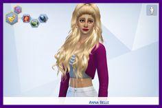 Anna Belle - Uma carinha de anjo apenas... 😇😈  | TS4 Blog: https://daenaplaysims.blogspot.com.br/2017/04/anna-belle-uma-carinha-de-anjo-apenas-thesims4-cp-cc-download.html