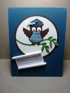 Owl punch - graduation
