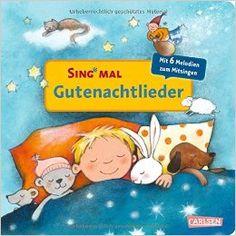 Gutenachtlieder (Sing mal): Amazon.de: Miriam Cordes: Bücher