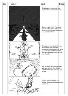 Storyboard RéAnimation - 1