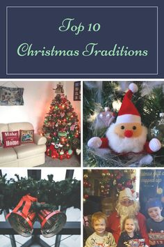 Top 10 Christmas and Advent traditions including what to put in Christmas Eve boxes!