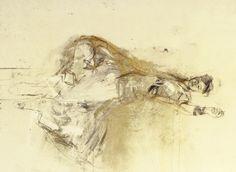"Saatchi Online Artist: ute rathmann; Graphite 2008 Drawing ""Hommage à Botticelli VI"""