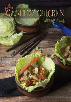 Paleo Cashew Chicken