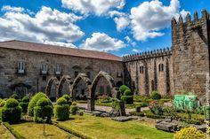 Braga, antigua capital   Turismo en Portugal