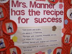 Love this idea... Teacher Appreciation Door Decoration - could be changed to a bulletin board idea.