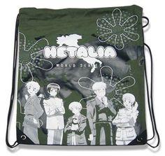 Hetalia World Series Group String Bag Back Pack by GE. $19.86. HETALIA WORLD SERIES GROUP DRAWSTRING BAG
