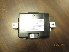 Nissan Infiniti Q50 LED head lamp contr assy LED module 35500-23440 OEM #S1 #Nissan