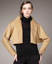 I love this Michael Kors  										  									  								  							  							Melton Cardigan Jacket (via Shop It To Me)